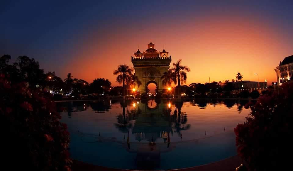 Patuxai Vientian